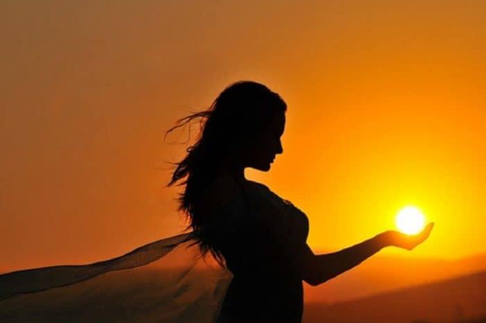 Солнце как символ силы самосознания. Усиляем свою энергетику.