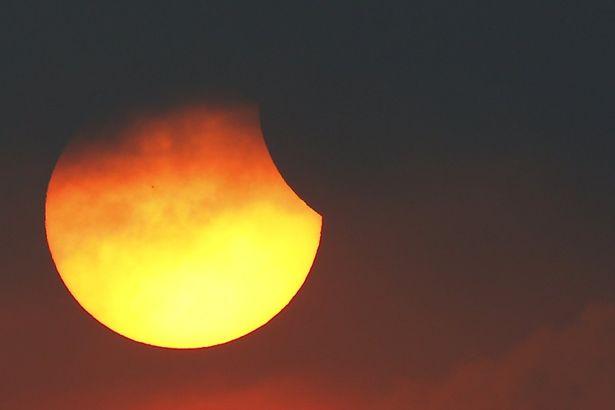 Влияние солнечного затмения на человека