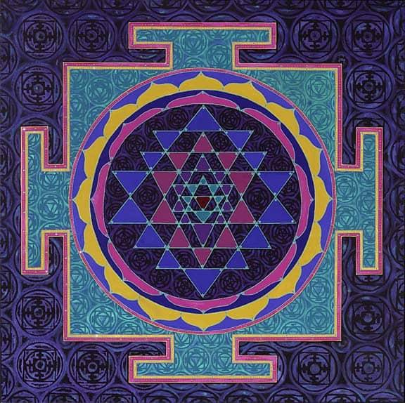 Школа медитации Шри Янтар