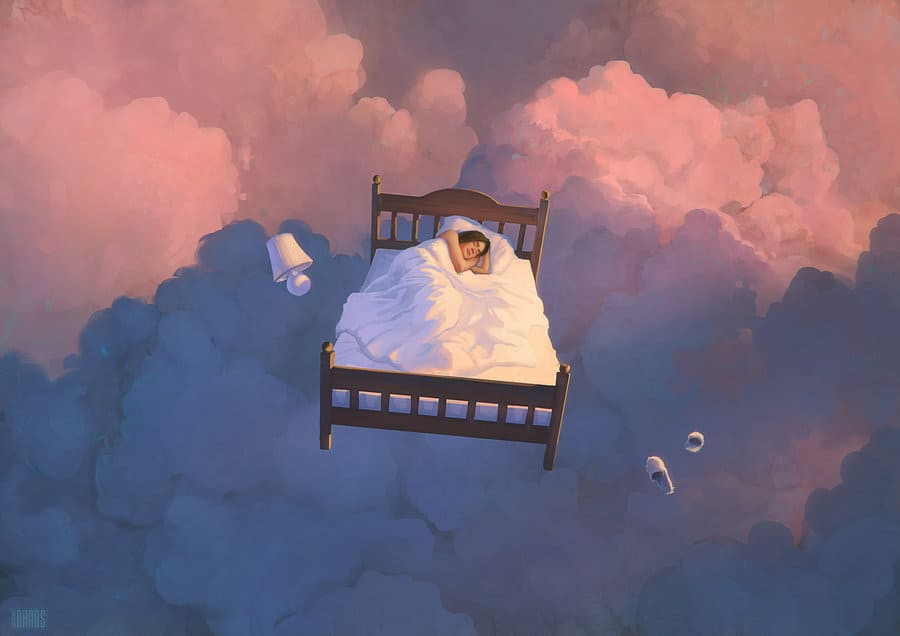 что означают числа во сне