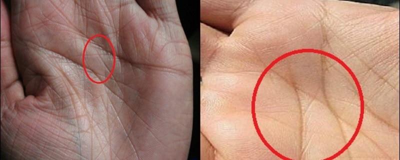 значение знаков на руке