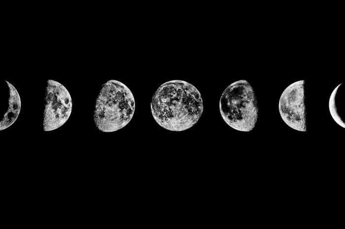 Луна в знаках зодиака  - блог по ведической астрологии