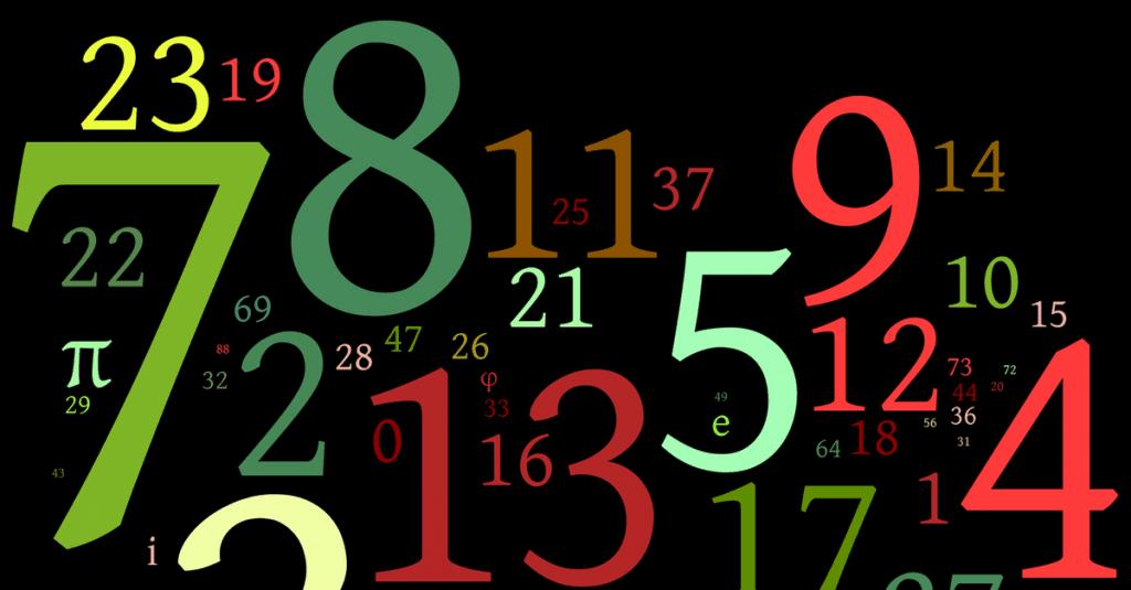 числа приносящие удачу