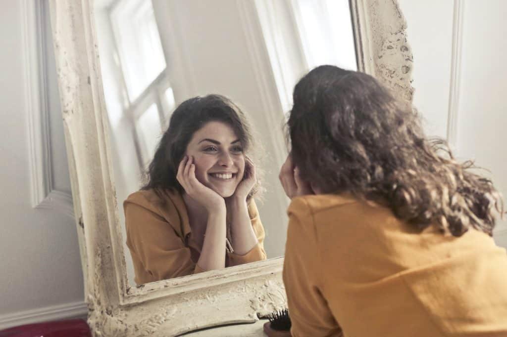 как полюбить свою внешность