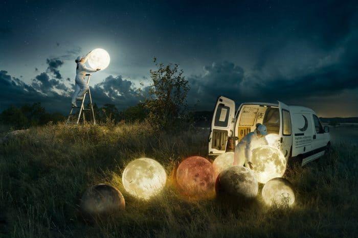 Сила Луны. Как избавиться от страхов. Запись вебинара