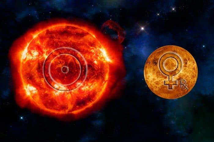 Соединение Солнце Венера в натальной карте