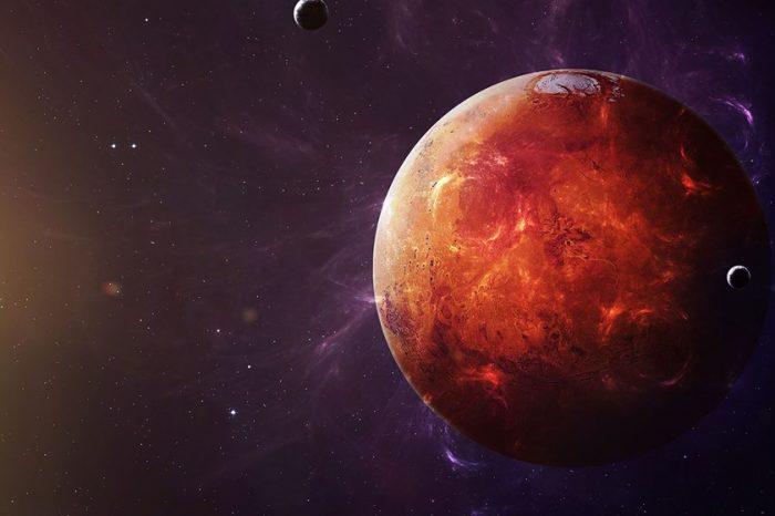 Влияние Марса на человека и его судьбу