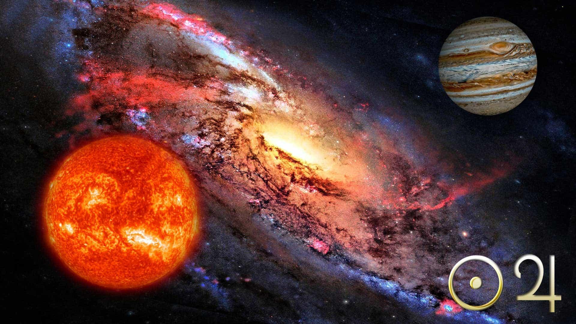 соединение солнце юпитер