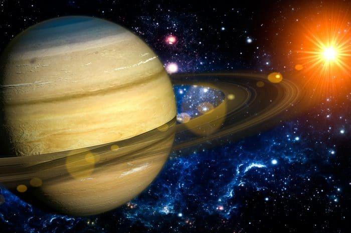 Соединение Солнце Сатурн в астрологии