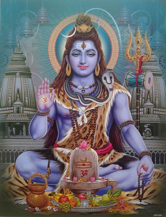 ведические боги