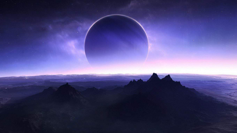 Лунное затмение 2019