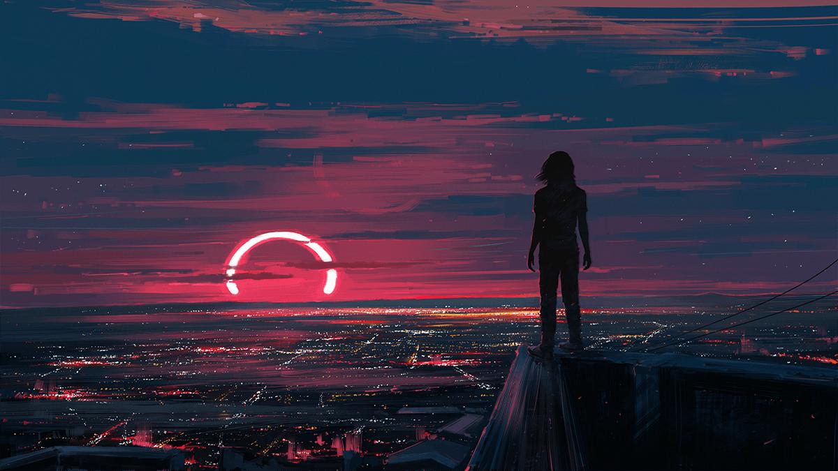 солнечное затмение 2019