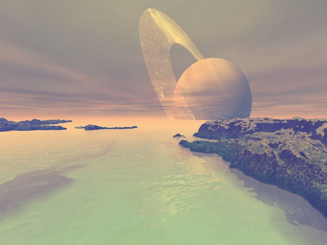 Ретроградный Сатурн