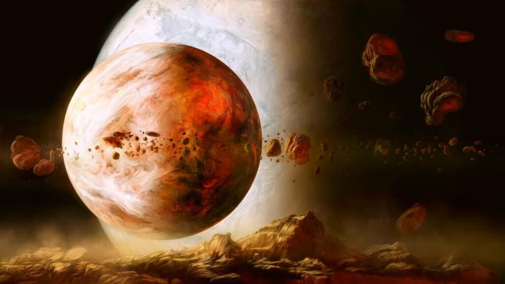 Сожжение Меркурия