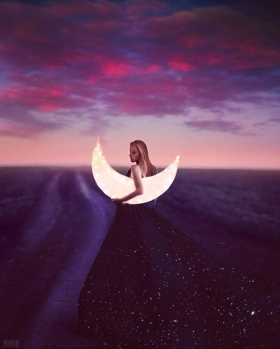 Растущая луна в июне 2019