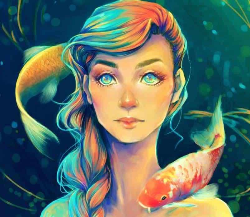 Женщина Рыбы характеристика знака