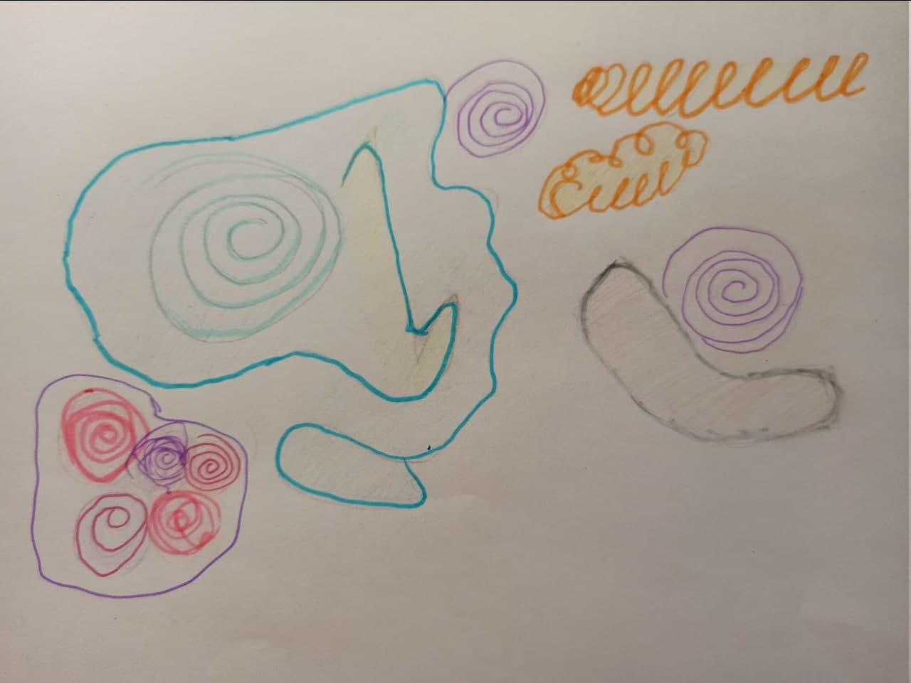 нейрографика как рисовать
